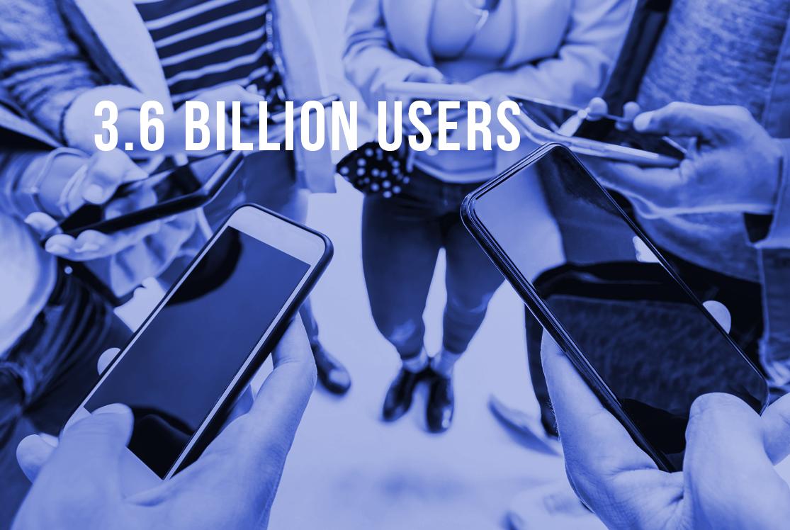 3.6 Billion People